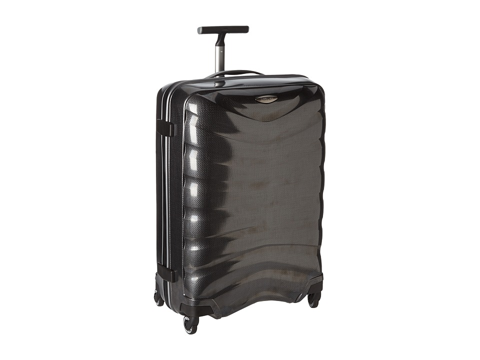 Samsonite Firelite Black Label 28 Spinner Charcoal Luggage