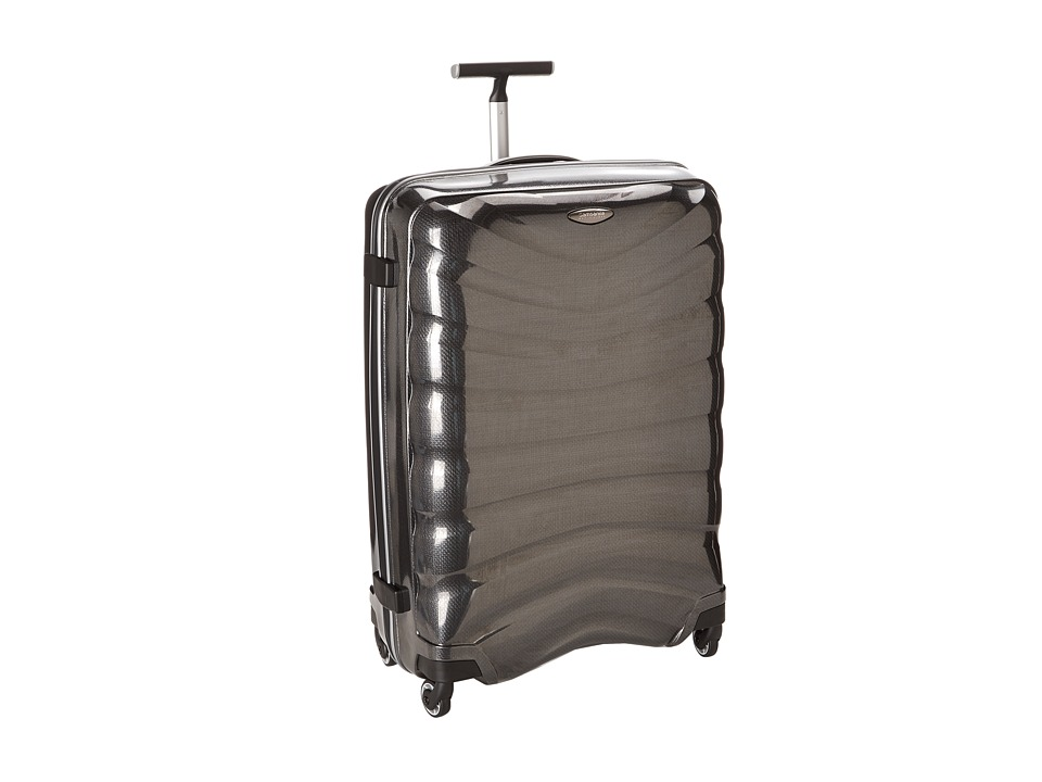 Samsonite Firelite Black Label 30 Spinner Charcoal Luggage