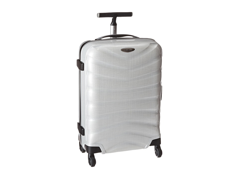 Samsonite Firelite Black Label 20 Spinner Off White Luggage