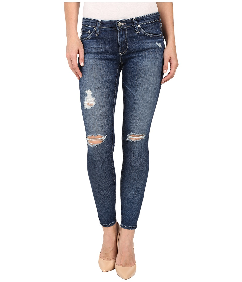 AG Adriano Goldschmied - The Legging Ankle in 11 Years Swap Meet (11 Years Swap Meet) Womens Jeans