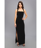 Laundry by Shelli Segal - X Back Gown Jersey Dress