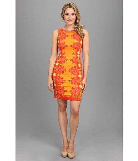 Sale alerts for Nine West Floral Vine Sleeveless Shift Dress - Covvet