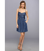 Splendid - Indigo Dye Short Dress