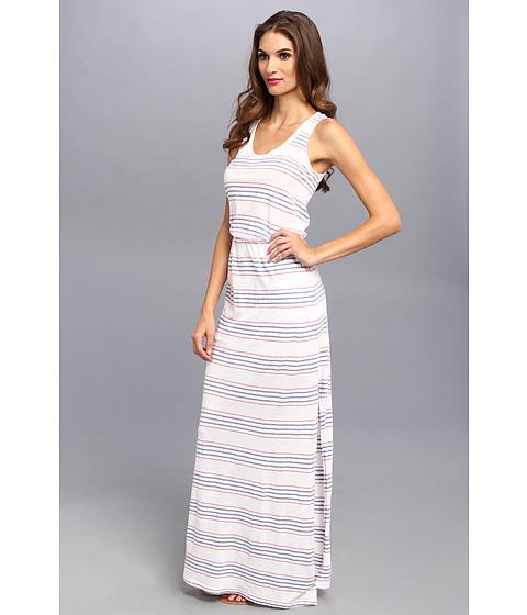 Splendid Pipeline Stripe Maxi Dress - 6pm.com