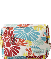Ju-Ju-Be - Better Be Messenger Diaper Bag with Insulated Bottle Pockets and (4) Zippered Pockets