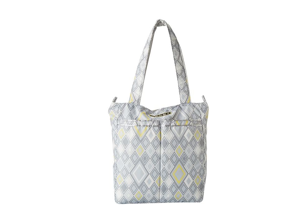 Ju Ju Be Be Light Purse Bag Silver Ice Diaper Bags