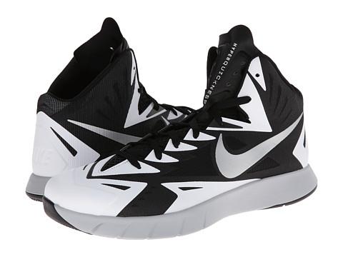 Nike hyper quickness green on feet