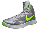 Nike Lunar Hyperquickness (Cool Grey/Wolf Grey/Pure Platinum/Electric Green)