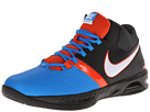 Nike Air Visi Pro V (Photo Blue/Black/Team Orange/White)