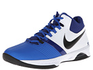 Nike Air Visi Pro V (Game Royal/White/Deep Royal Blue/Black)