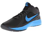 Nike - The Overplay VIII (Black/Anthracite/Cool Grey/Photo Blue)