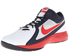 Nike - The Overplay VIII (White/Obsidian/University Red)