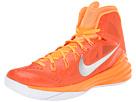 Nike Hyperdunk 2014 TB (Orange Blaze/Bright Citrus/White/Metallic Silver) Men's Basketball Shoes