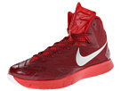 Nike - Lunar Hyperquickness TB (Team Red/University Red/Metallic Silver)