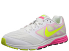 Nike Zoom Fly (White/Hyper Pink/Volt) Women's Running Shoes