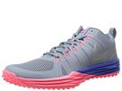 Nike Lunar TR1 (Magnet Grey/Hyper Punch/Metallic Silver) Men's Cross Training Shoes