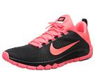 Nike Free Trainer 5.0 (Black/Hyper Punch) Men's Cross Training Shoes