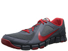 Nike - Flex Show TR 2 (Dark Magnet Grey/Gym Red/University Red)