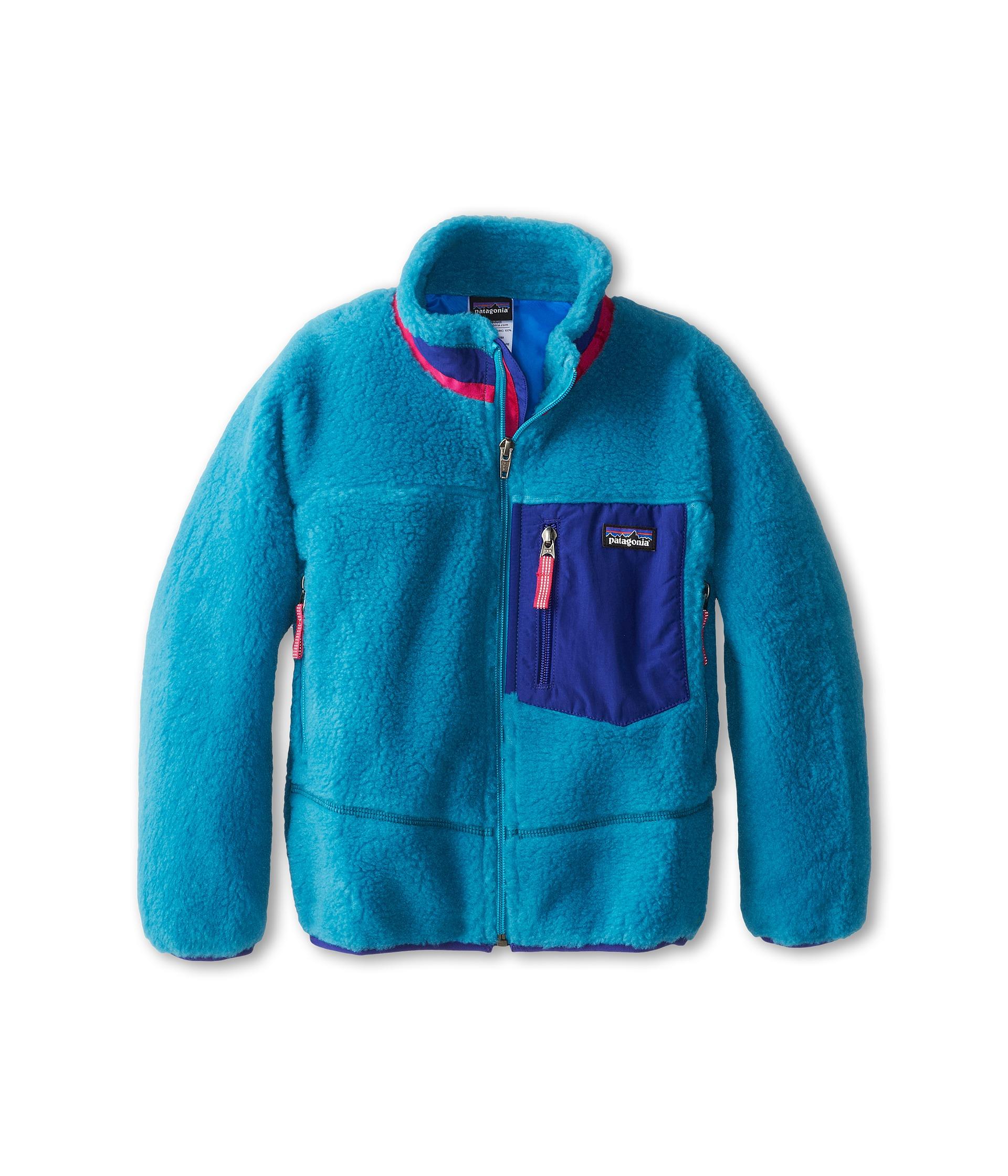 Patagonia Kids Girls Retro X Jacket Little Kids Big Kids