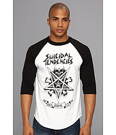 Obey - OBEY x Suicidal Tendencies Possessed Baseball Tee
