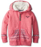 Roxy Kids - Pink Flamingo A Sweatshirt (Toddler/Little Kids/Big Kids)