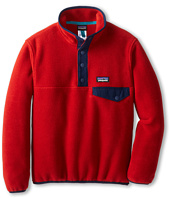 Patagonia Kids - Boys' Lightweight Synchilla® Snap-T Fleece Pullover (Little Kids/Big Kids)