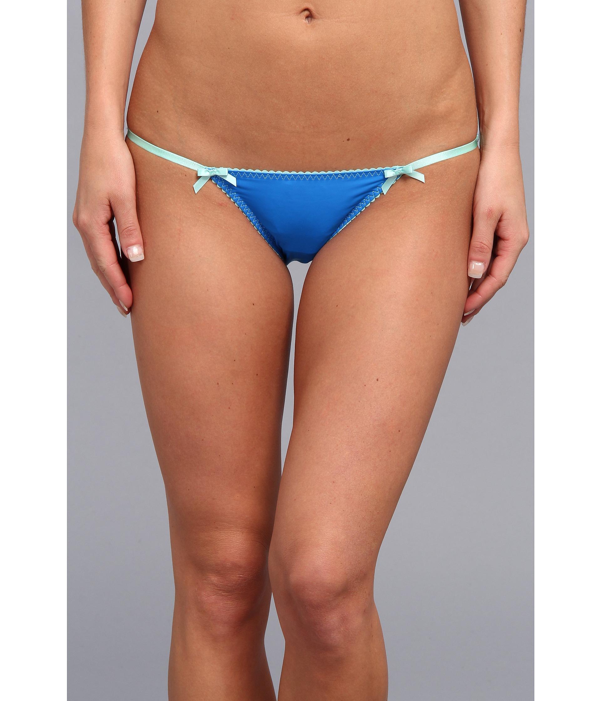 Authoritative point microfiber string bikini panties remarkable phrase