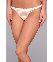 Betsey Johnson - Stripe Hype Thong 722705