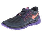 Nike Nike Free 5.0 '14 (Dark Magnet Grey/Hyper Grape/Bright Mango)