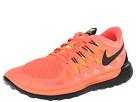 Nike Nike Free 5.0 '14 (Bright Mango/Volt/Peach Cream/Black)