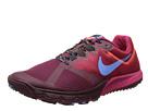 Nike Zoom Wildhorse 2 (Fuchsia Force/Deep Granet/Bright Mango/University Blue) Women's Running Shoes