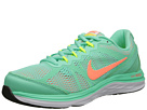 Nike Dual Fusion Run 3 (Green Glow/White/Volt/Bright Mango)
