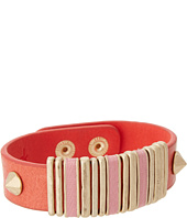 The Sak - Signature String Leather Third Slider Bracelet