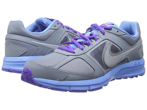 Nike Air Relentless 3 (Magnet Grey/University Blue/Hyper Grape/Metallic Silver) Women's Running Shoes
