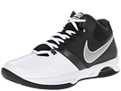 Nike Air Visi Pro V (White/Black/Anthracite/Metallic Silver)