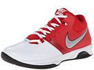Nike Air Visi Pro V (White/University Red/Gym Red/Metallic Silver)