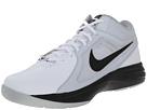 Nike Overplay VIII (White/Pure Platinum/Black)