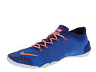Nike - Free 1.0 Cross Bionic (Hyper Cobalt/Deep Royal Blue/Antarctica/Bright Mango)