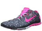 Nike Free TR Connect 2 (Dark Magnet Grey/Antarctica/Magnet Grey/Hyper Pink)