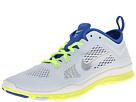 Nike Free 5.0 TR Fit 4 (White/Hyper Cobalt/Volt/Metallic Silver)
