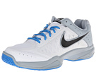 Nike - Air Cage Court (White/Light Magnet Grey/Photo Blue/Black)