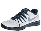 Nike - Vapor Court (White/Space Blue/Magnet Grey)