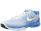 Nike - Air Cage Advantage (Light Magnet Grey/Photo Blue/Black/White)
