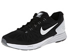 Nike - LunarGlide 6 (Black/Pure Platinum/Cool Grey/White)
