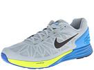 Nike LunarGlide 6 (Light Magnet Grey/Photo Blue/Volt/Black)