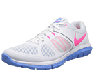 Nike - Flex 2014 Run (White/University Blue/Hyper Pink)