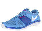 Nike - Flex 2014 Run (University Blue/Hyper Cobalt/Hyper Pink/White)