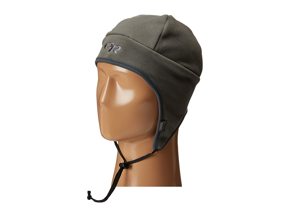 Outdoor Research Peruvian Hat Charcoal Cold Weather Hats