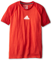 adidas Kids - Ultimate Short-Sleeve Raglan (Big Kids)