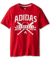 adidas Kids - True Classic Baseball (Big Kids)